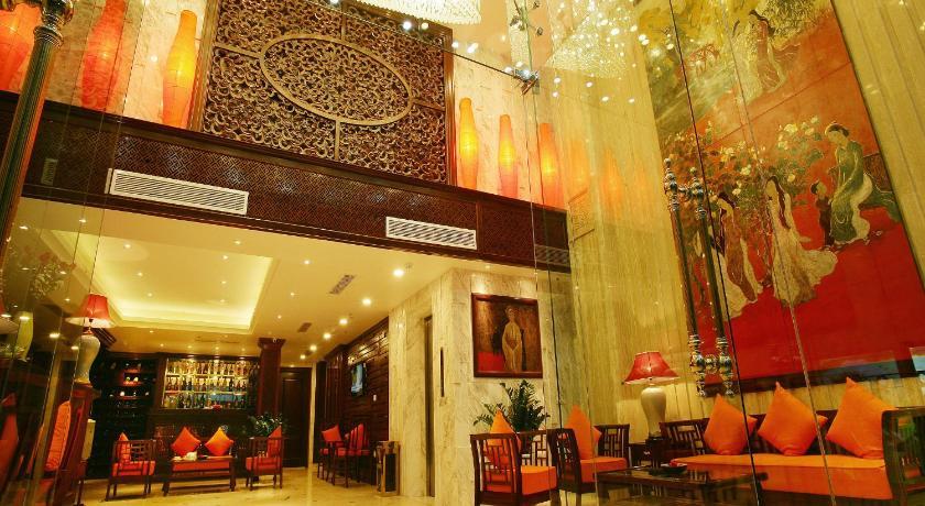 ベトナム,ハノイ,ザ パーミー ホテル&スパ(The Palmy Hotel & Spa)