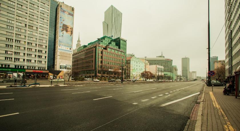 Apartamenty Varsovie Rondo ONZ (Warschau)