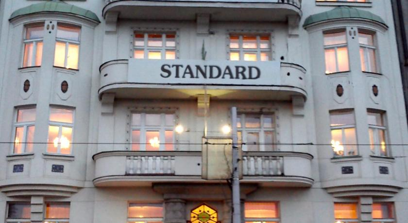 Hotel & Residence Royal Standard in Prag