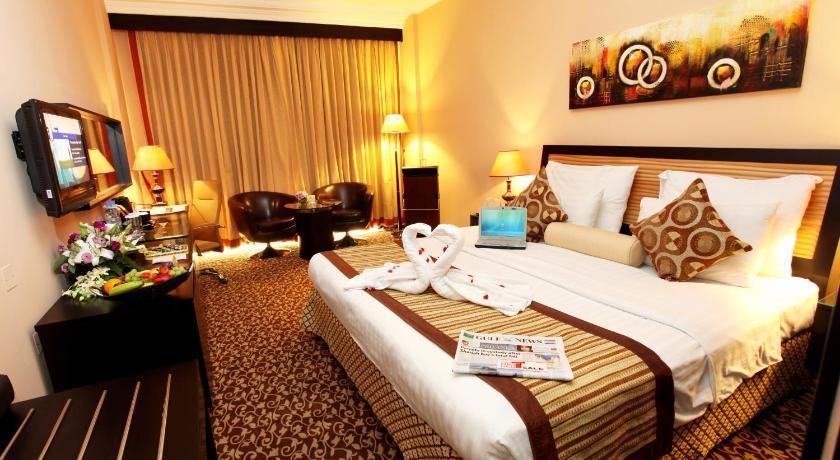 هتل مونترال دبی