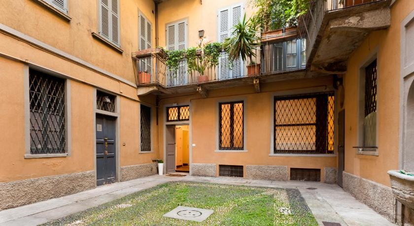 Borgospesso 25 in Mailand