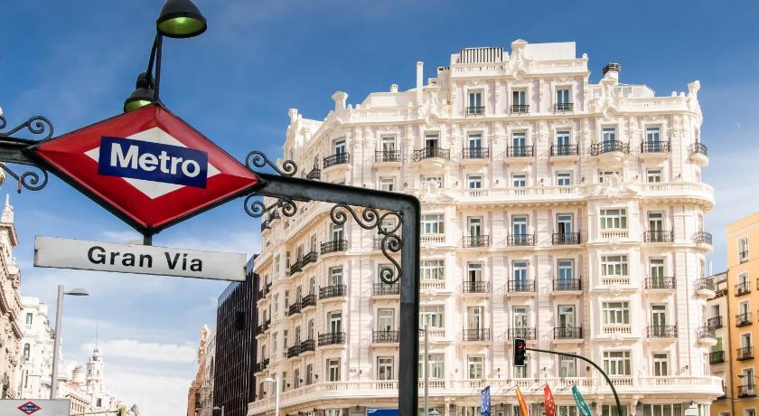 スペイン,マドリード,セナター グラン ビア 21 ホテル(Senator Gran Vía 21 Hotel)