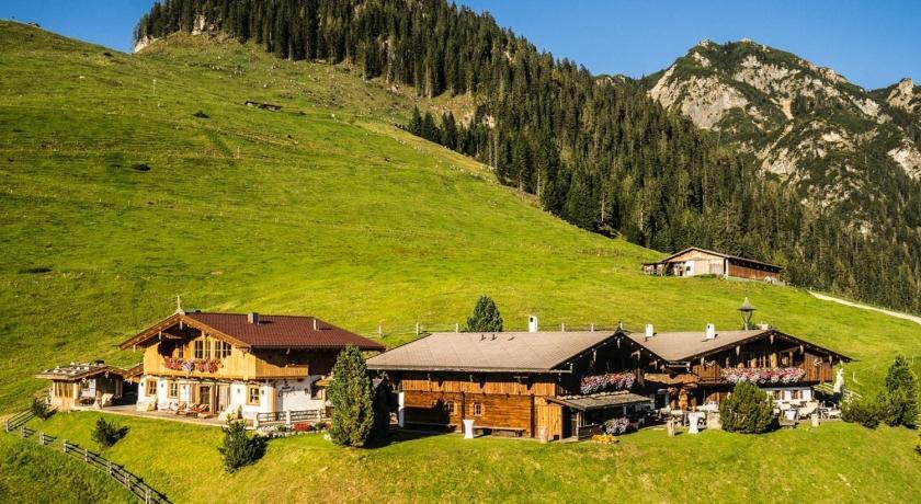 Chalet Bischoferalm (Alpbach)