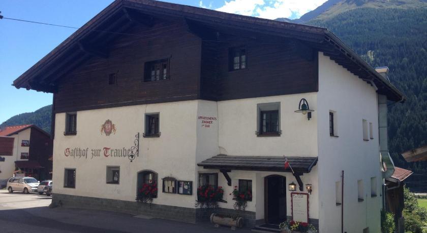 Gasthof zur Traube (Pettneu am Arlberg)