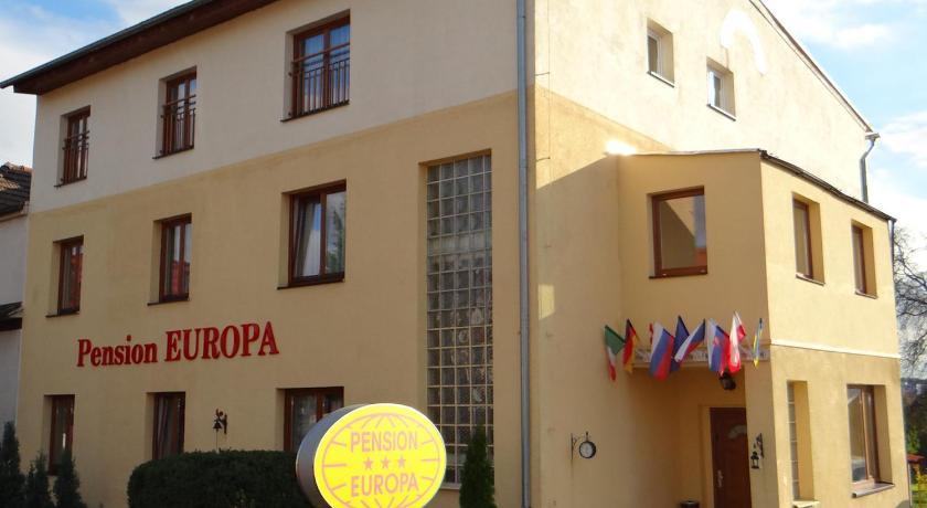 Pension Europa in Prag