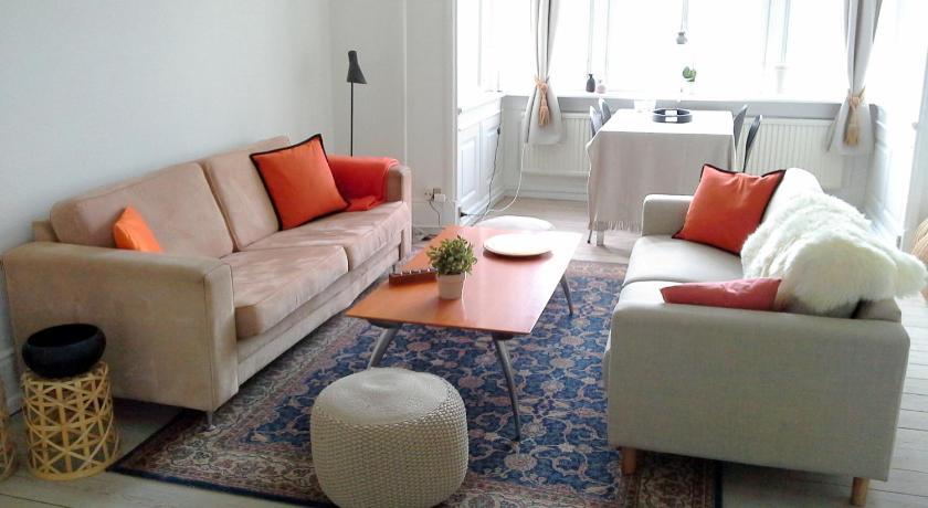 Aaboulevard Apartment (Kopenhagen)