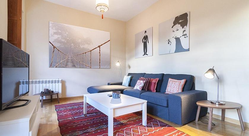 Apartamento Bailen II (Madrid)