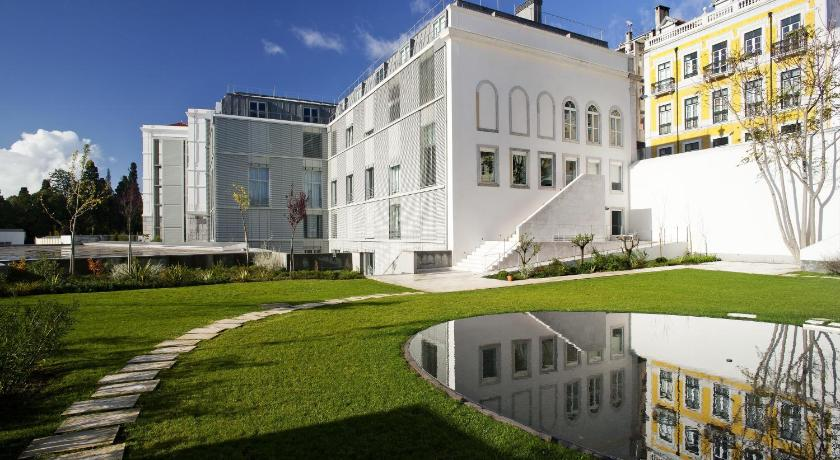 Hotel da Estrela - Small Luxury Hotels of the W... (Lissabon)