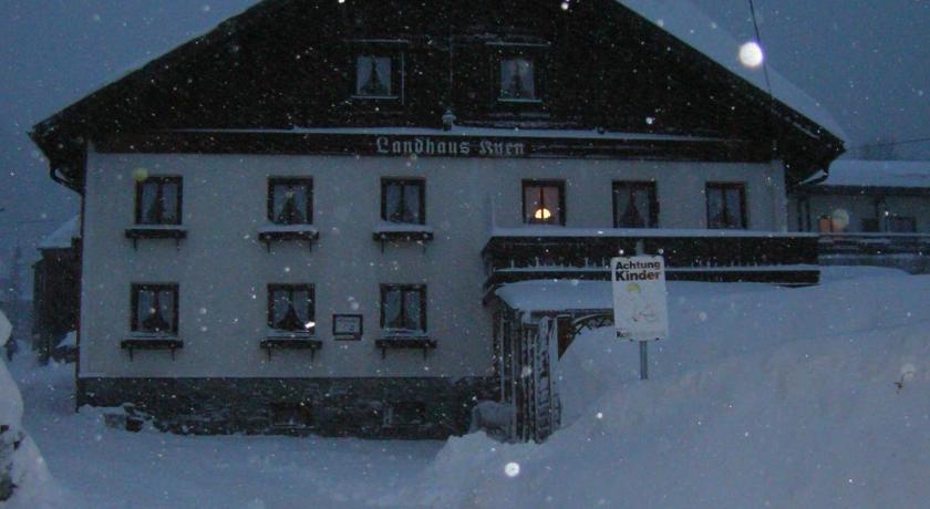 Landhaus Kuen (Pettneu am Arlberg)