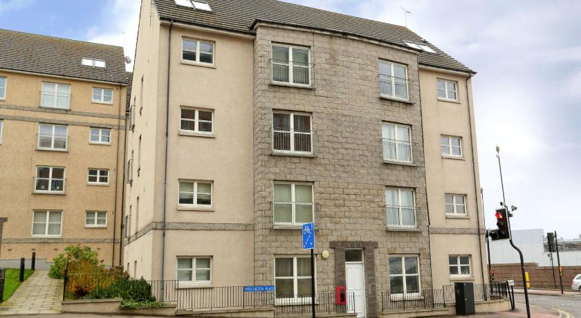 Virtue Apartments - Station View (Aberdeen)