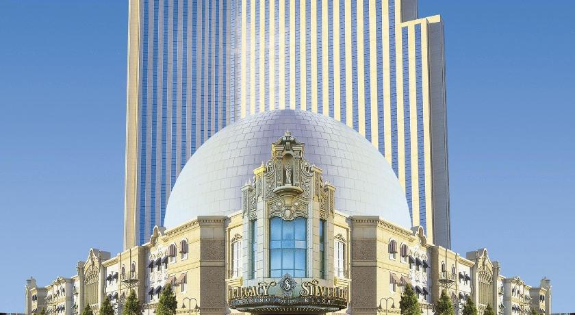 Resort Silver Legacy Reno Nv Booking Com