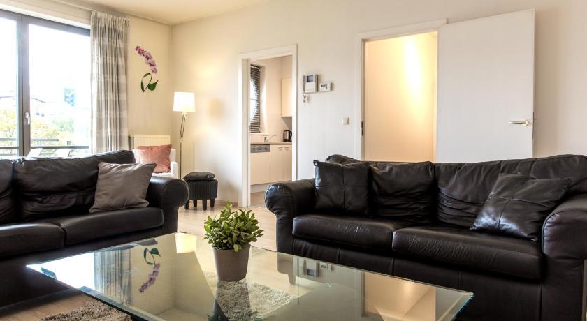 Verte Halldis Apartment (Brüssel)