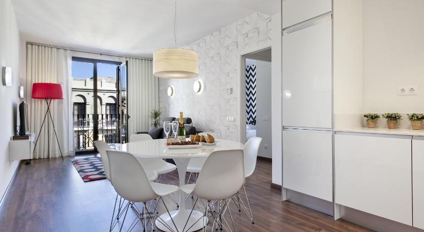 Bailen Apartments (Barcelona)