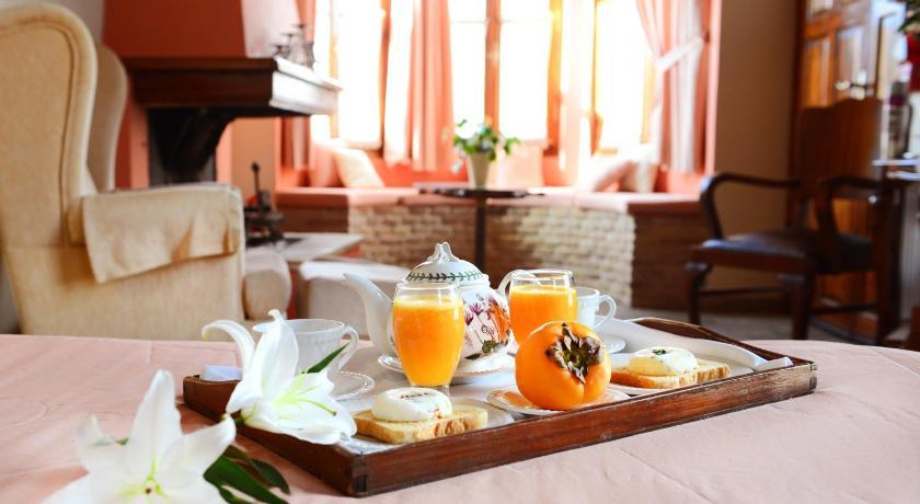 Ganimede Hotel, Breakfast