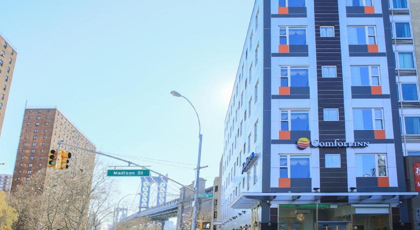Comfort Inn Near Financial District (New York)