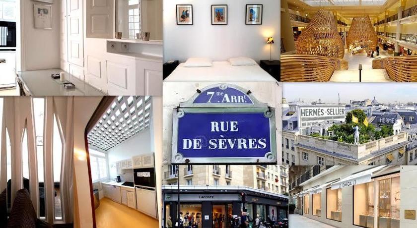 Pied-à-Terre Parisien - Duroc (Paris)