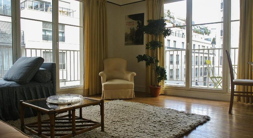 Into Paris Le Bon Marché Terrace apartment in Paris