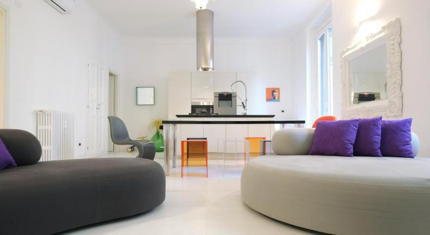 Apartment 3BR 3BT - Moscova (Mailand)