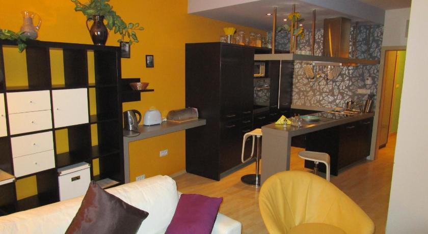 Apartment Soukromí (Prag)