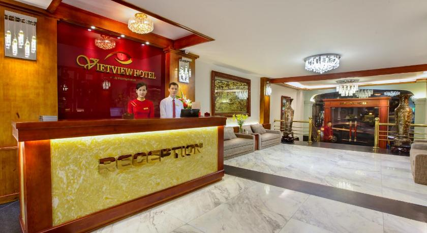 ベトナム,ハノイ,ヴィエット ビュー ホテル & スパ(Viet View Hotel & Spa)