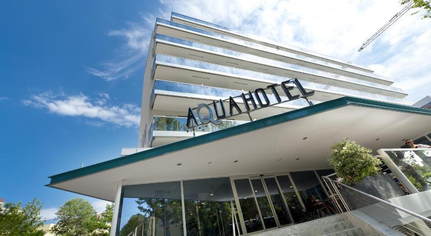 Aqua Hotel in Rimini