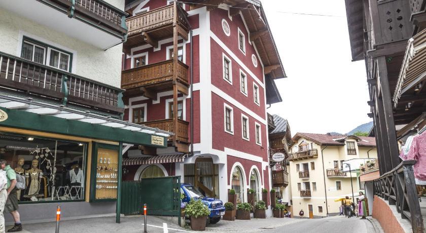 Hotel Garni Anzengruber (St. Wolfgang)