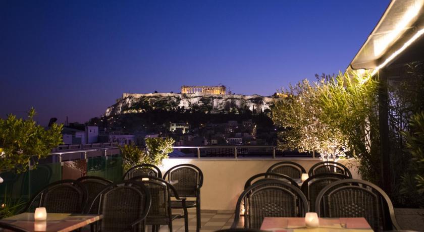 Attalos Hotel, Hotel, 29 Athinas str, Athens 10554, Greece