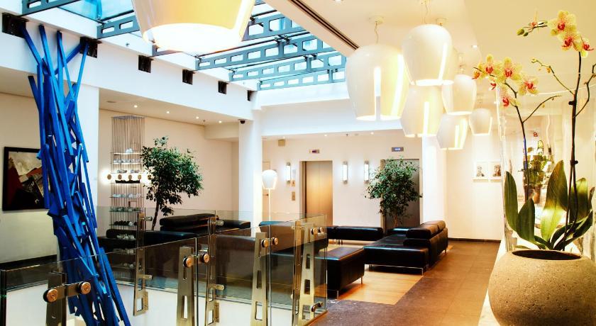 Aqua Hotel Brussels (Brüssel)
