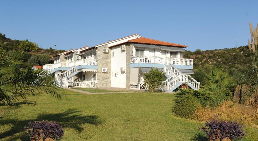 Atlantis Studios, Hotel, Toroni, Sithonia, Halkidiki,63072, Greece
