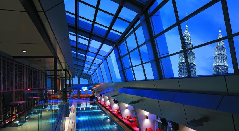 マレーシア,クアラルンプール,トレーダース ホテル クアラ ルンプール(Traders Hotel Kuala Lumpur)