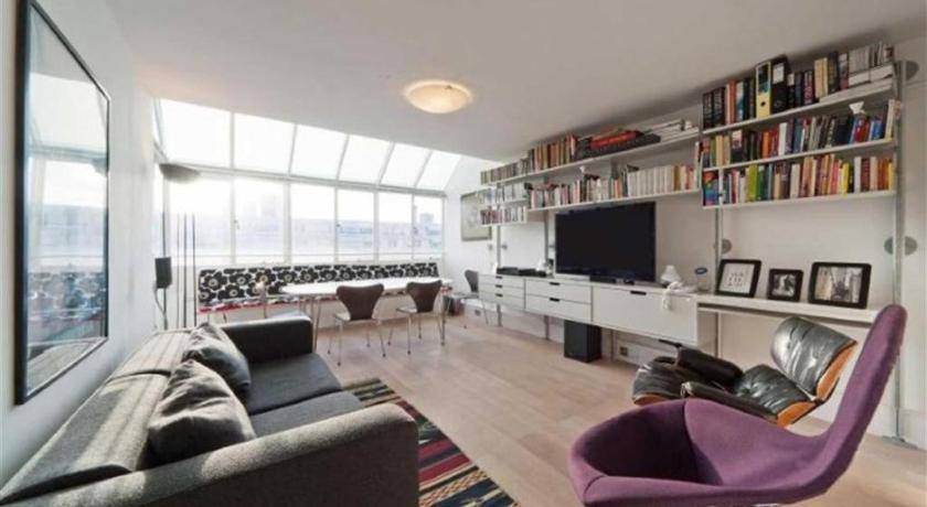 Brunswick Centre Apartment (London)