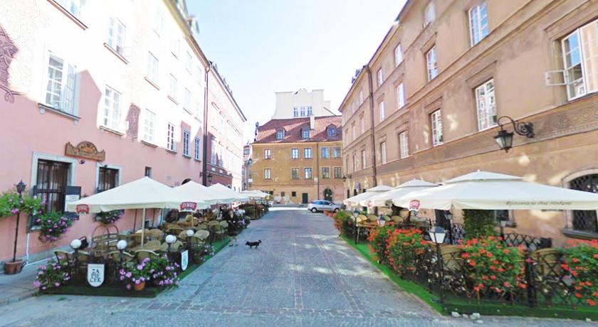AAA Stay Old Town off Market Square (Warschau)