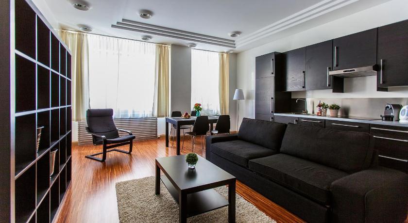 Mentha Apartments Centrum (Budapest)
