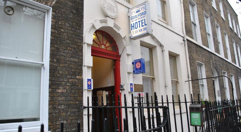 London Escorts Near Guilford House Hotel