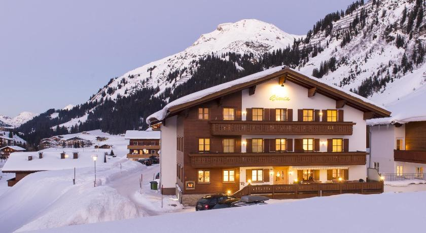 Hotel-Pension Bianca (Lech am Arlberg)