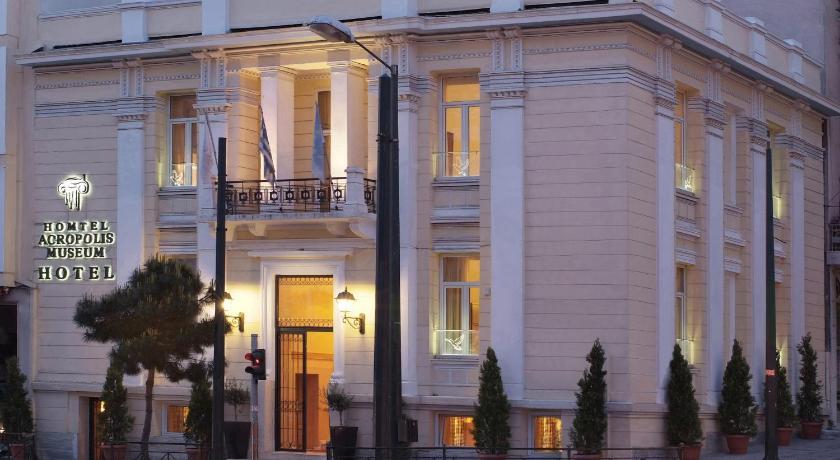 Acropolis Museum Boutique Hotel (Athen)