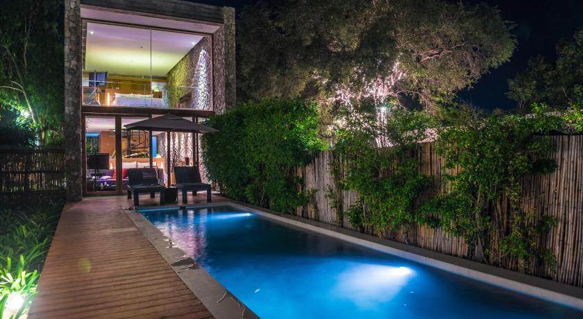 außenbereich gestaltung modern design exterieur luxus hotel