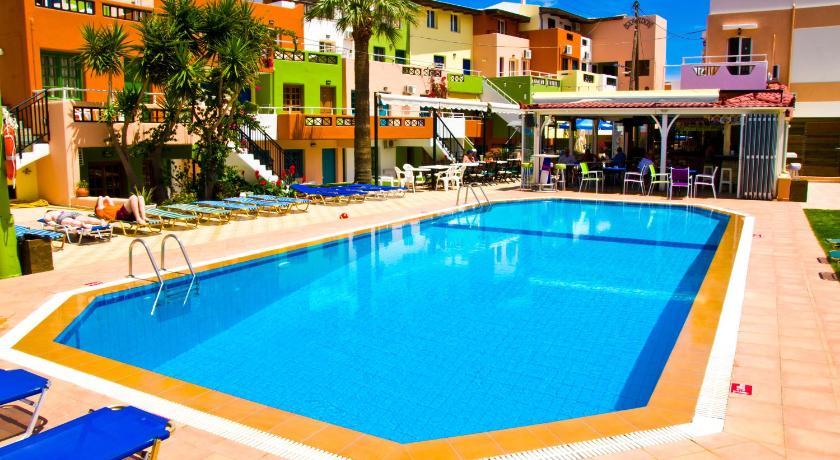 Sarpidon, Hotel, Sokratous 5, Malia, 70007, Greece