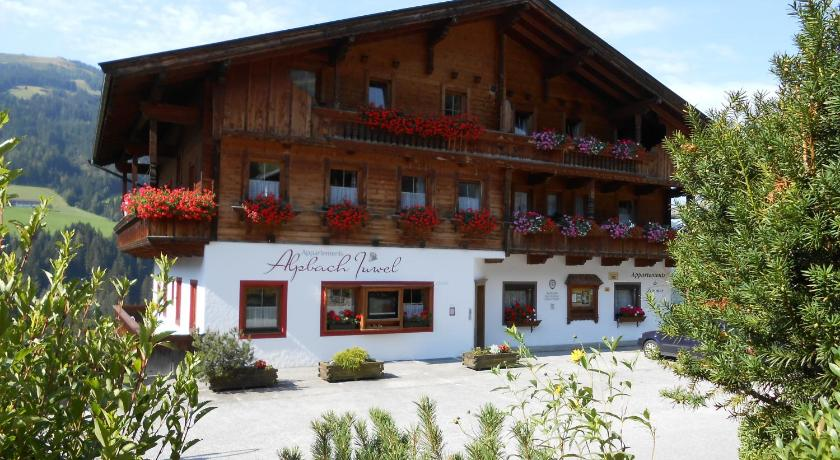 Aparthaus Alpbach Juwel (Alpbach)
