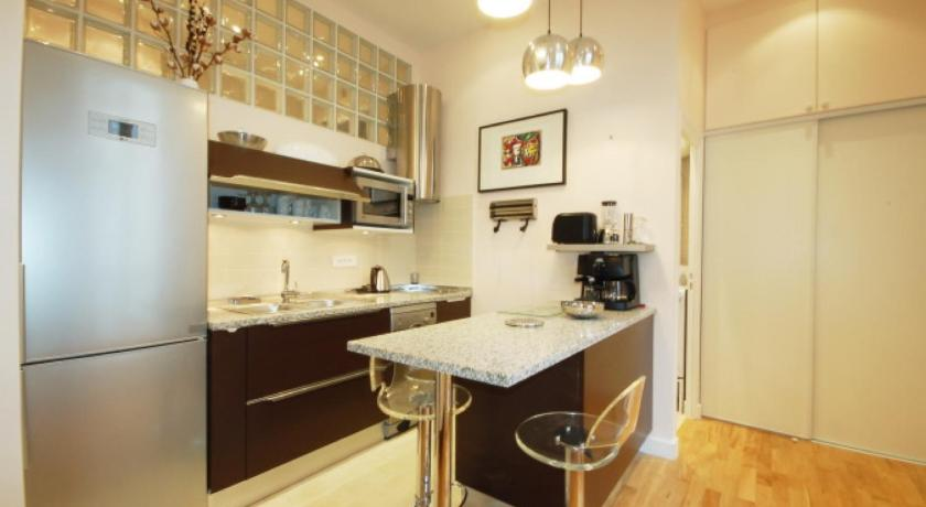 Apartment Jean du Bellay - 2 adults (Paris)