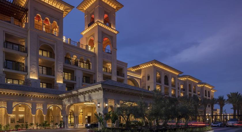 Four seasons resort jumeirah beach dubai uae for Top rated hotels in dubai