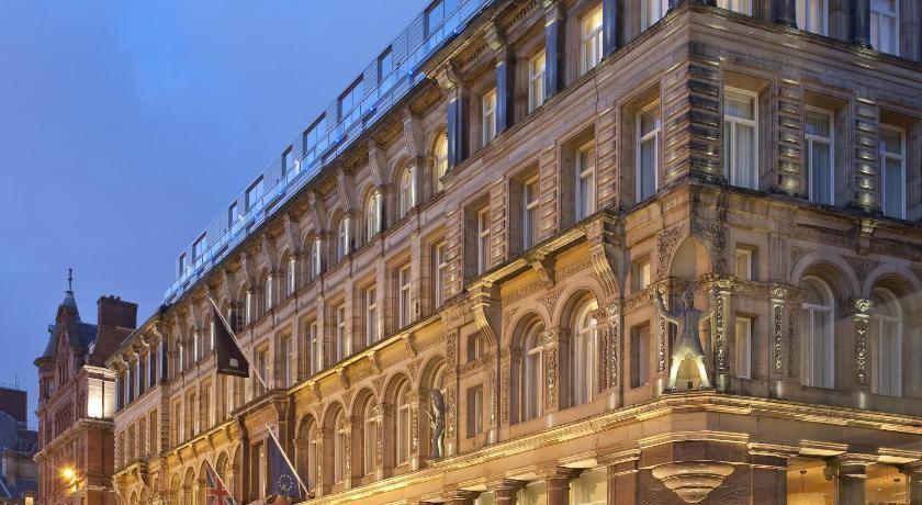 イギリス,リバプール,ハード デイズ ナイト ホテル(Hard Days Night Hotel)