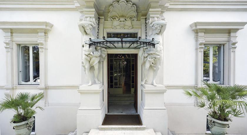 Villa Laetitia in Rom