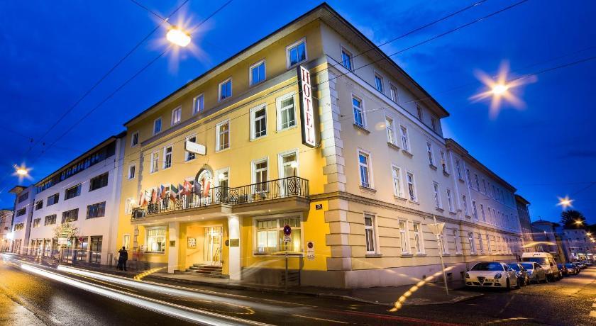 Goldenes Theater Hotel Salzburg (Salzburg)