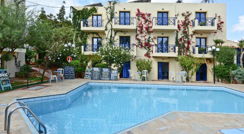 Milos Apartments, Apartment, Malia, Heraklion Region, Crete, 70007, Greece