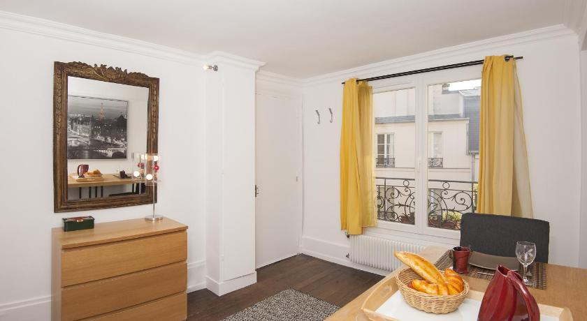 Parisianhome - Appartement 4 personnes quartier... (Paris)
