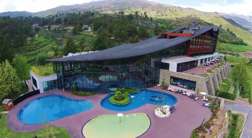 H2otel congress spa unhais da serra portugal for E booking hotel