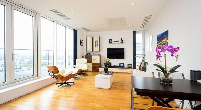 Berkeley Luxury Serviced Apartments - Canary Wharf (London)
