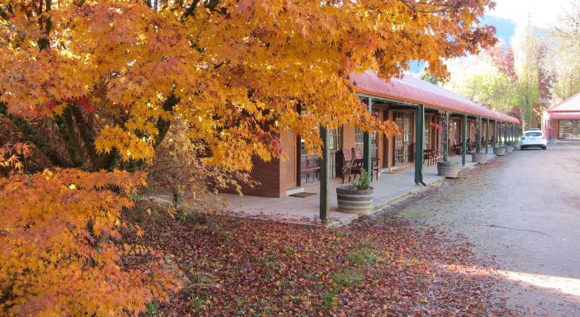 Motel The Harrietville Snowline