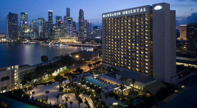 hotel oriental: